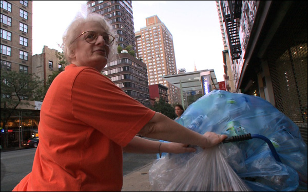 Susan in a scene from Jon Alpert and Matthew O'Neill's film Redemption