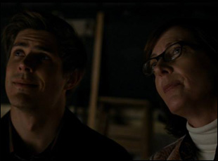"""Chris Lowell and Allison Janney in Maggie Kiley's """"Brightest Star"""""""