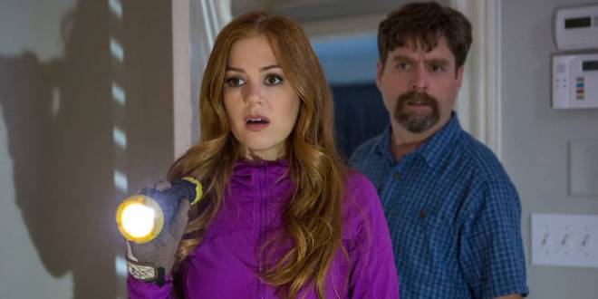 Keeping  Up With the Joneses (2016) Movie Review: Not hard to keep up with a predictable plot, but still pretty fun.