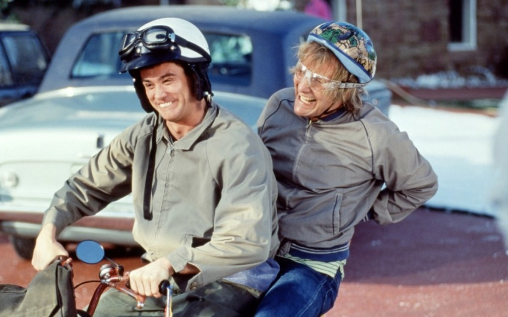Carrey and Daniels Onboard for Dumb and Dumber To