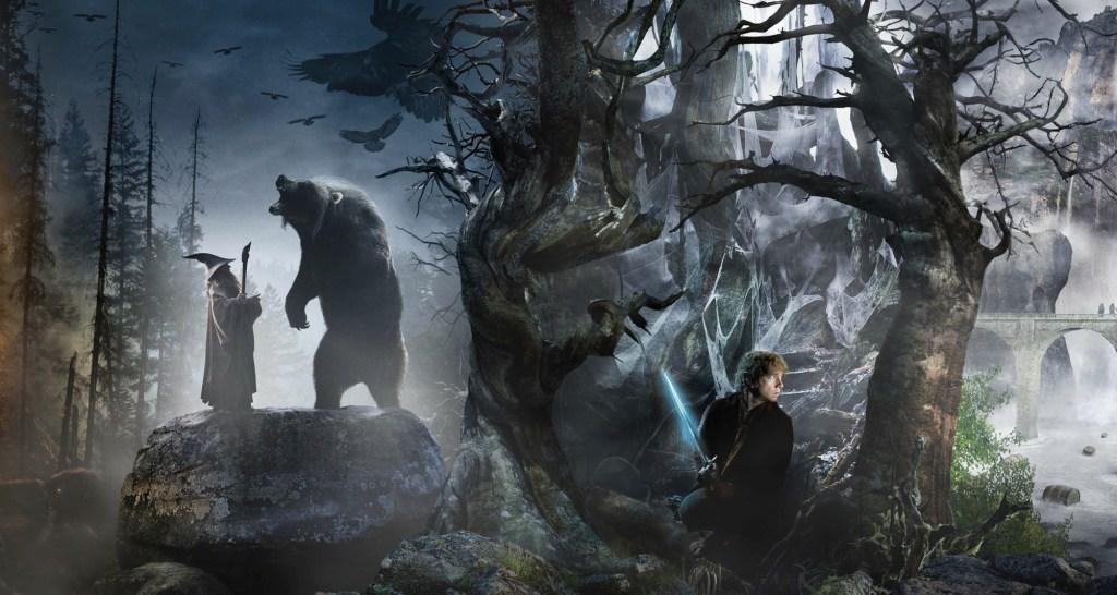 The Hobbit Scroll