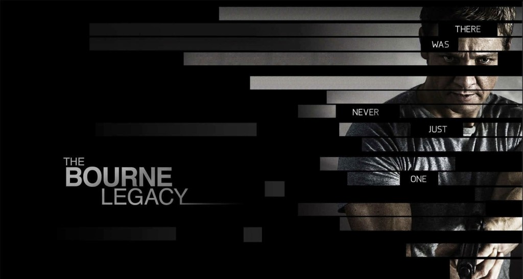 The Bourne Legacy with Mike and Søren