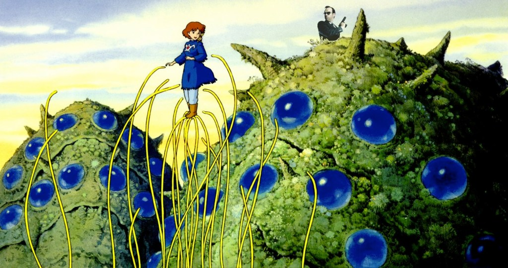 Nausicaä of the Desert of the Real