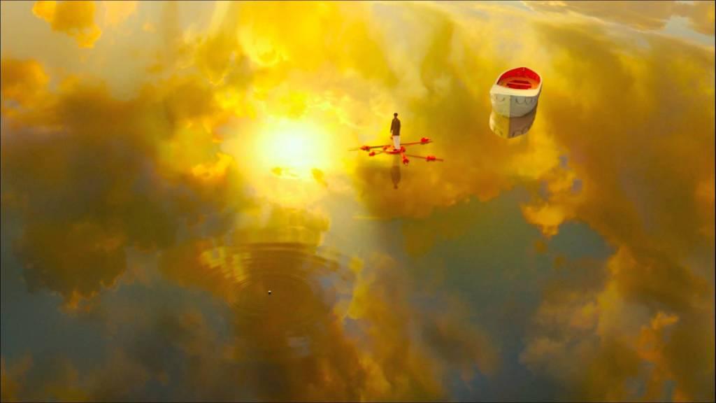Cloud Atlas and Life of Pi