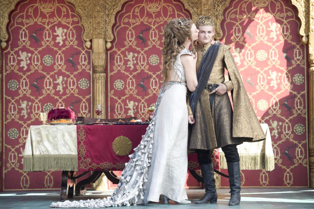 "Game of Thrones Season 4: ""The Lion and the Rose"""