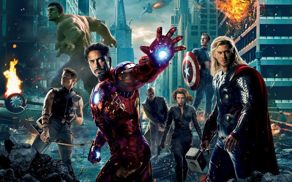 Superhero Madness, Part 2: The MCU