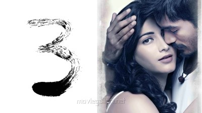 Picture 110512 | Dhanush Shruthi 3 Movie Wallpapers | New Movie Posters