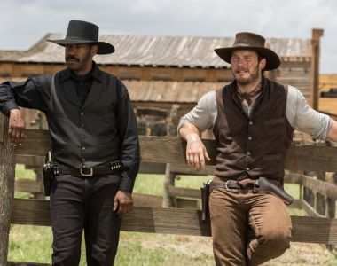 THE MAGNIFICENT SEVEN | Starring Denzel Washington, Chris Pratt and Ethan Hawke