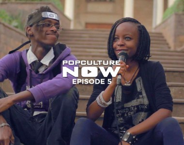 Movie Jabber's PopCulture Now! | Episode #5 | Kenyan Comic Book Writers