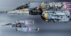 MovieKits Star Wars Y Wing Featured Image