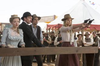Seth MacFarlane in 'A Million Ways to Die in the West'