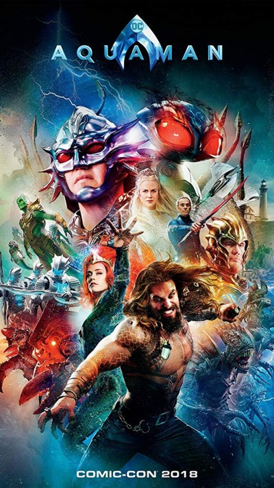 Aquaman 2018 Poster Movie | 2019 Movie Poster Wallpaper HD