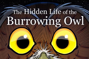 The Hidden Life of the Burrowing Owl (2008)