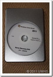 UWHS Review - Tranquil PC Leo HS4 Windows Home Server 2011
