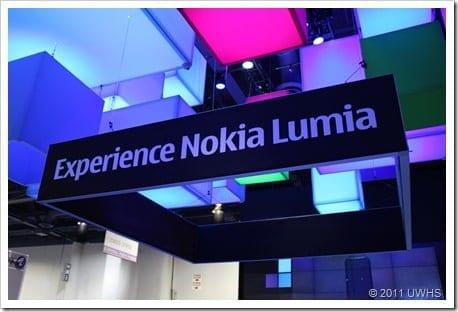 UWHS - Nokia Lumia 900 at CES 2012 - 10