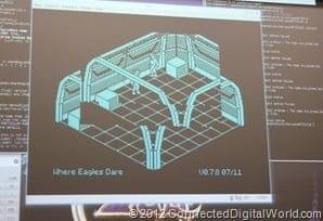 CDW at Sci Fi London Horizons 6th May 2012 056