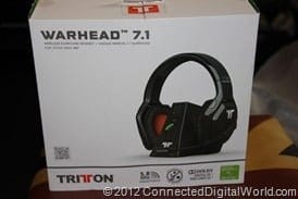 CDW Review of the Tritton Warhead Wireless Headphones - 44
