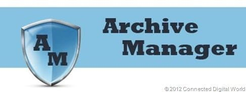 Archive Manager