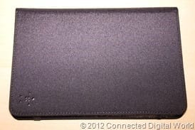 CDW Review of the Belkin Classic Cover for the iPad Min - 3