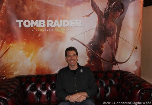 CDW Tomb Raider interview with Brian Horton