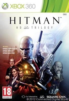 Hitman Trilogy Xbox