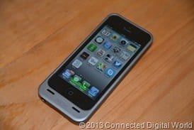 CDW Review of mophie juice pack helium for iphone 5 - 17