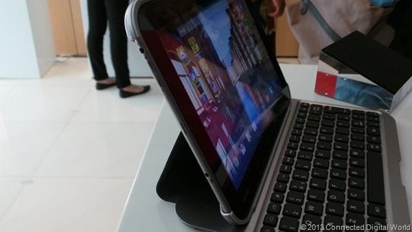 CDW - A closer look at the Toshiba Excite Pro Tablet - 2