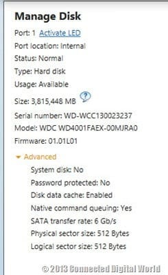 CDW Review of the WD Black 4.0TB Desktop Hard Drive - 9