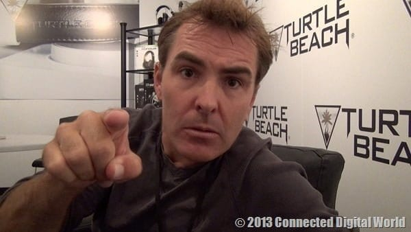 Nolan North Connected Digital World Message