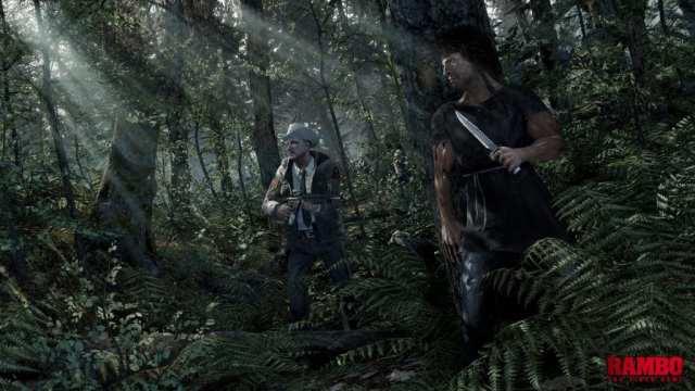 Rambo - Forest_Hunt