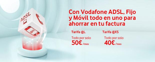 Vodafone rebaja drásticamente las penalizaciones por baja anticipada en Todo en Uno