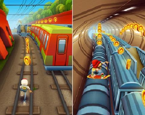 Subway Surfer para Android-OS