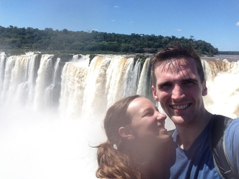 Iguazu Love | Moving Peaces