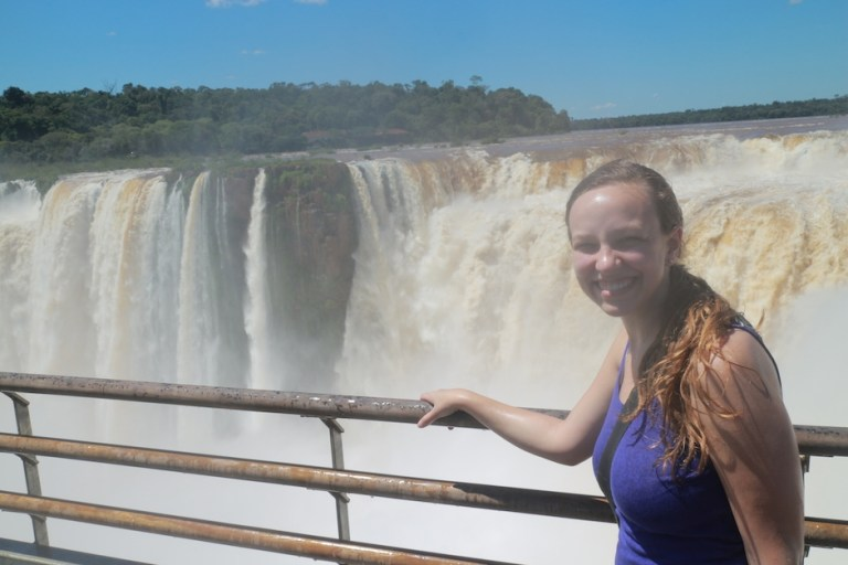 Unbelievable and Amazing Iguazu | Moving Peaces