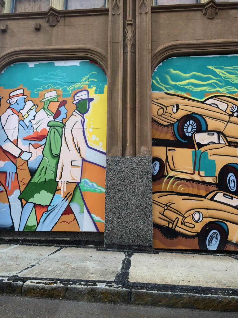 Memphis Mural | Moving Peaces