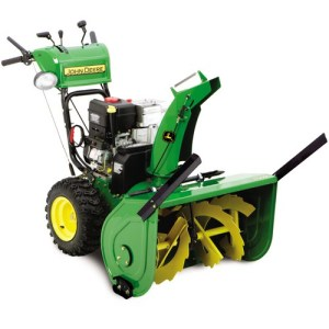 059307037967xl 300x300 2011 John Deere 249cc 28 inch Model 1028E Snow Blower 1695808 Review