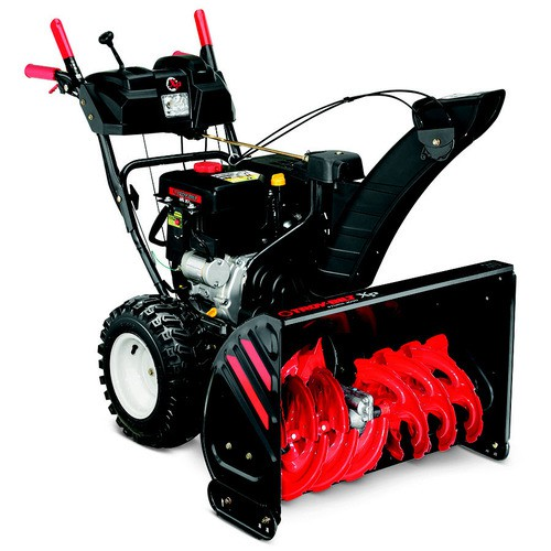 Menards Snow Blowers >> Guaranteed Low Price - FREE SHIPPING - Troy-Bilt 28in. Electric-Start Snow Thrower - 277cc 4 ...