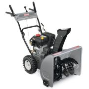 Craftsman 24 in 179cc Dual-Stage Snowblower Review