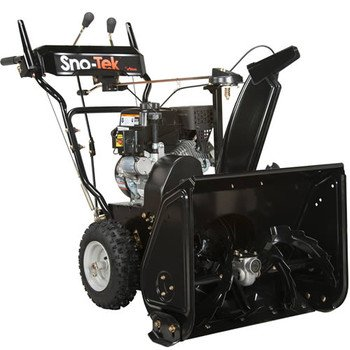 24 inch Snow Blowers under $600 - Which is the Best? Craftsman, Snow-Tek, Murray, Poulan Pro, Yard Machines, MTD, Troy-Bilt, Power Smart