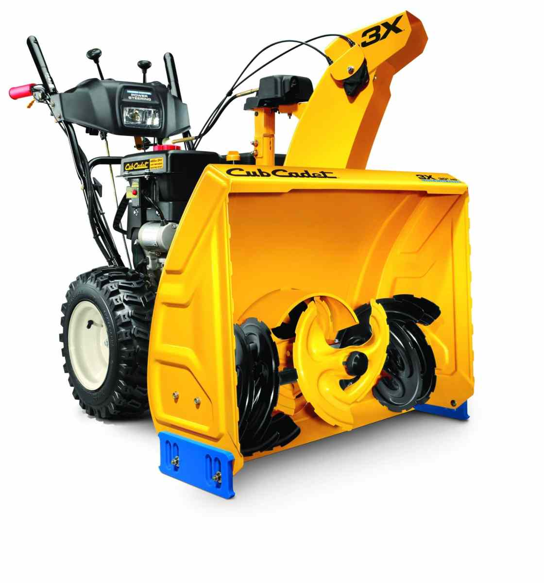 Cub Cadet 3X™ 28 & 24 inch Three-Stage Snow Blower Review