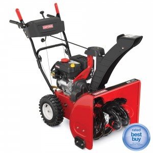 2014 - 2015 Craftsman 24 inch 208cc Model 88173 Snow Blower Review