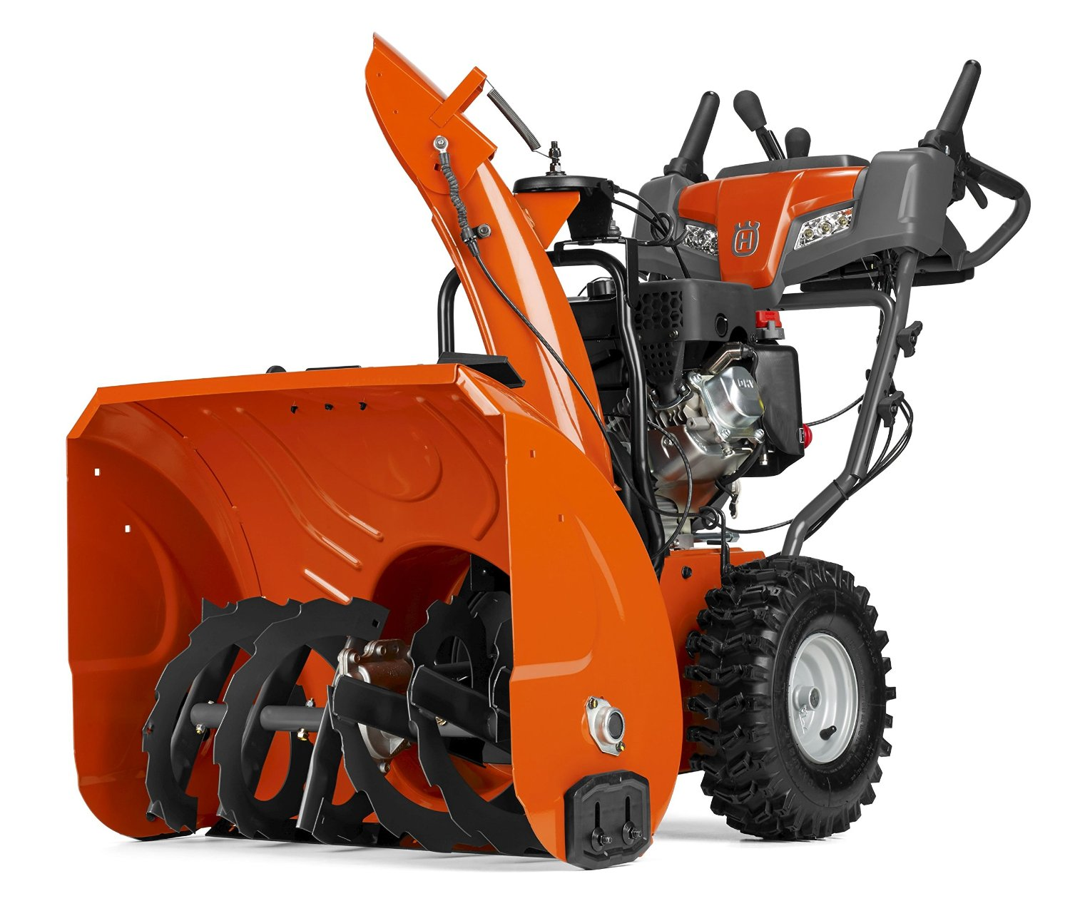 Snow Thrower Transmissions : New series husqvarna snow blowers a detailed update