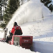 Ventrac Snow Blower