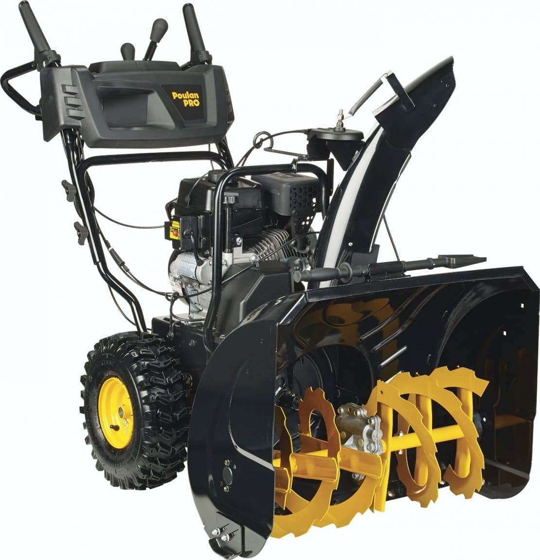 Snow Blower 24 >> 2015 Poulan Pro 2-Stage Snow Blowers - My Review ...