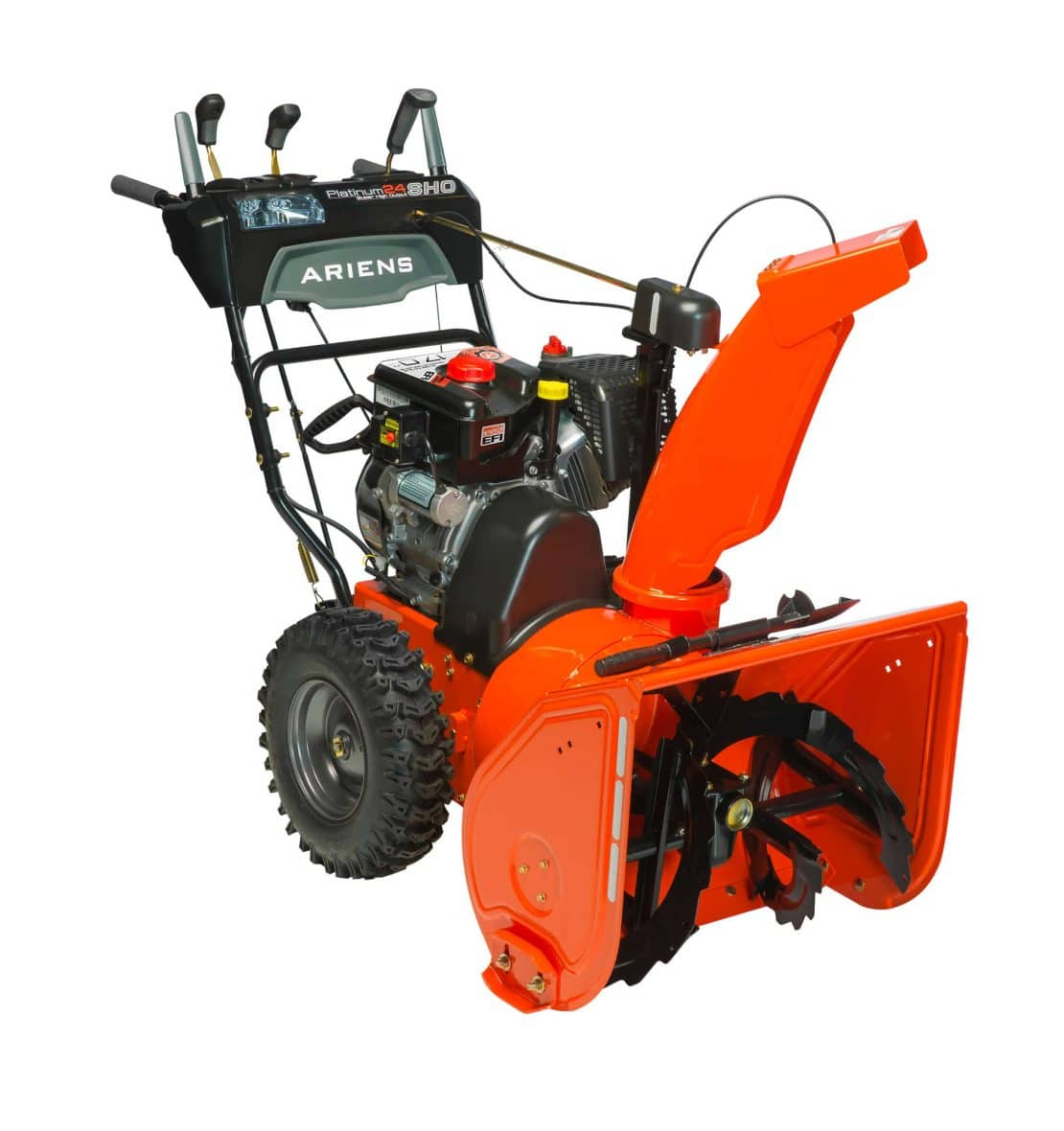 Ariens® Introduces EZ-Launch™ EFI Engine for Sno-Thro® Products