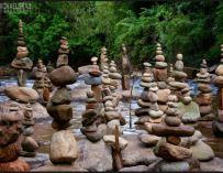 Michael Grab : l'équilibre du Land Art