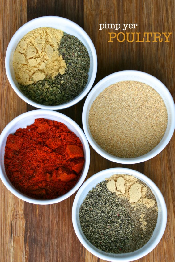 seasoned flour {homemade shake 'n bake} | movita beaucoup