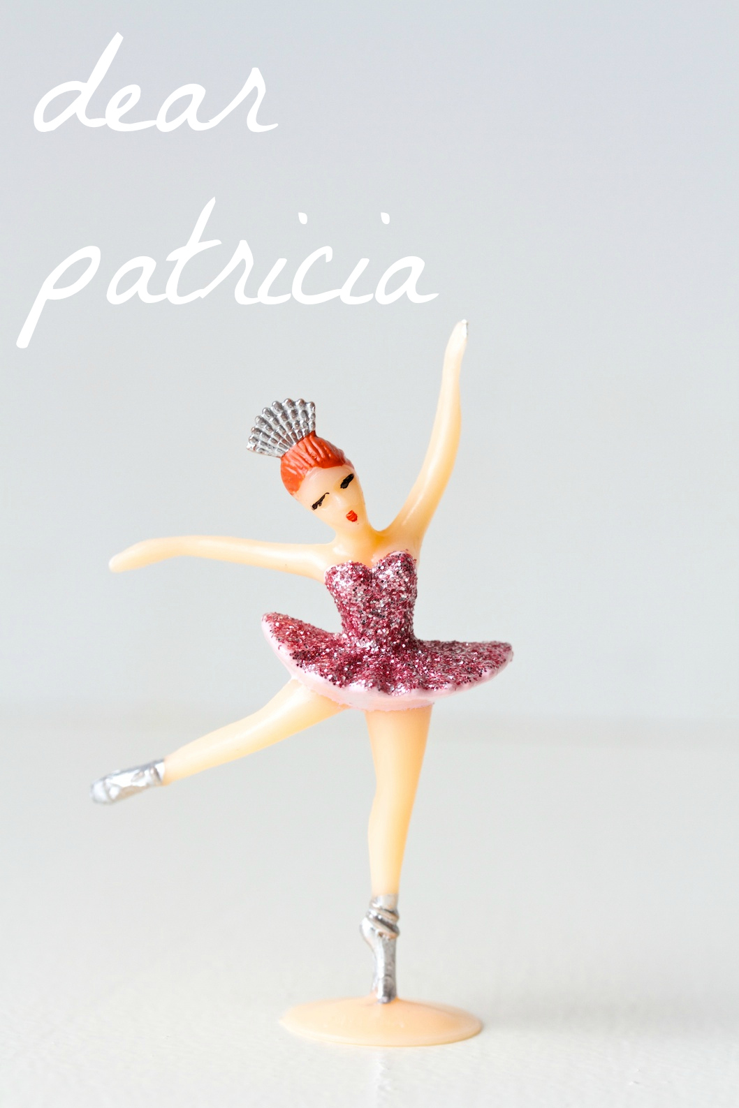 dear patricia |movita beaucoup