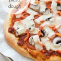 classic pizza dough | movita beaucoup