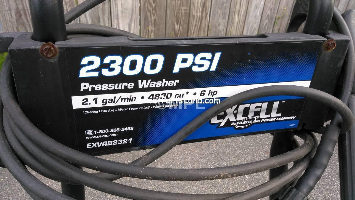 Fullsize Of Excell Pressure Washer